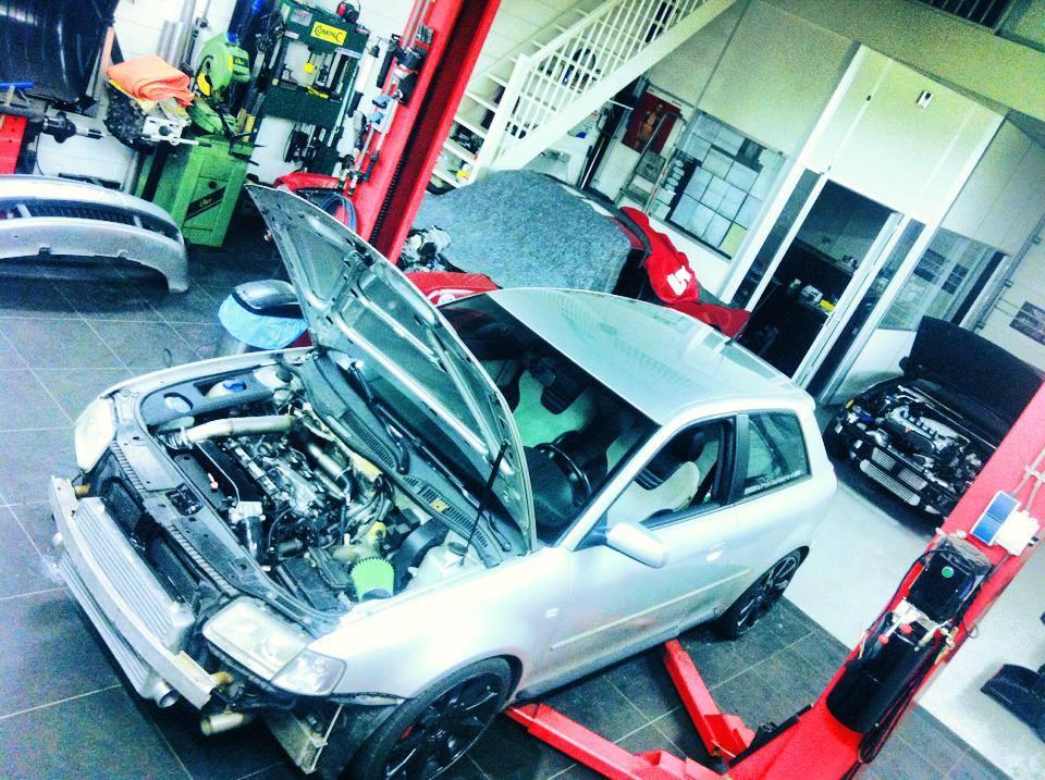 Audi S3 1.8 20VT